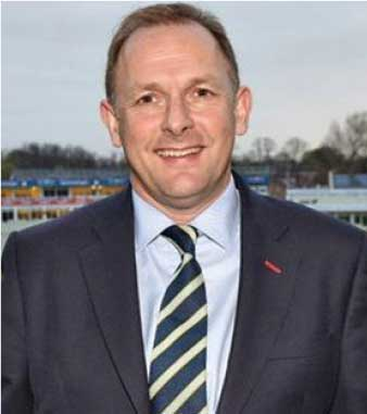 Image of Warwickshire chief executive, Neil Snowball.