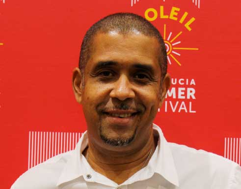 Image of ECSL CEO, Thomas Leonce