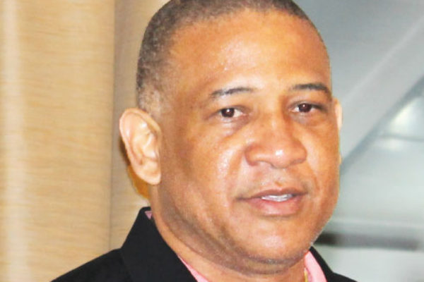 Castries South MP, Dr. Ernest Hilaire