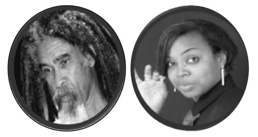 Image of Kendel Hippolyte & Michelle Theobalds