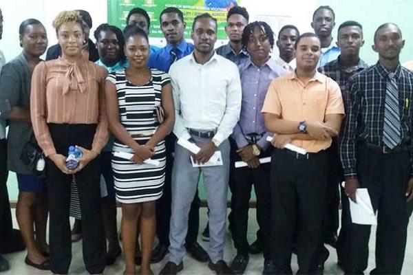 Image of NSDC Graduates