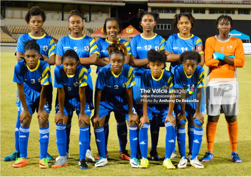 Image: National Women Under-17 football team. (Photo: Anthony De Beauville)