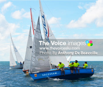 Image: One of the many close races last year. (Photo: Anthony De Beauville)