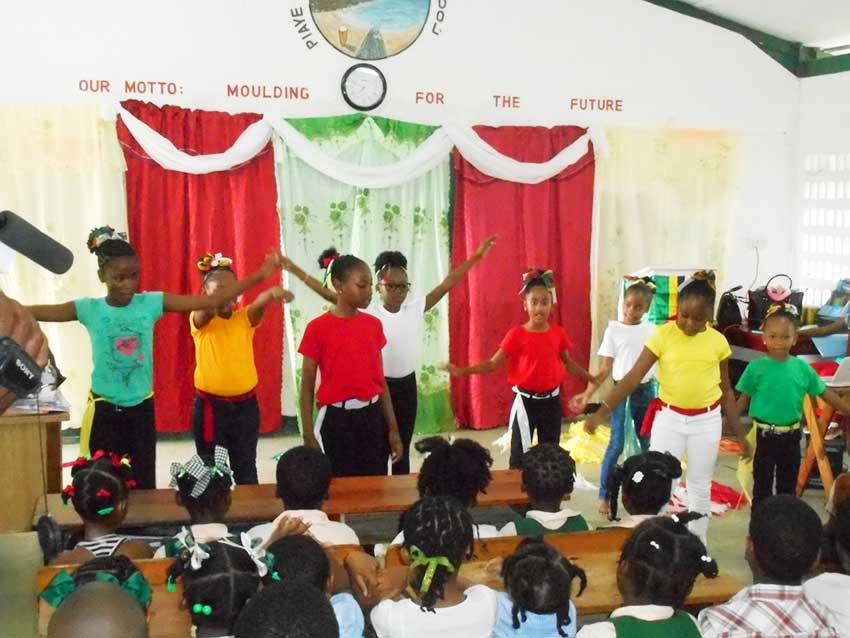 Image: Piaye Combined Observes Universal Children's Day