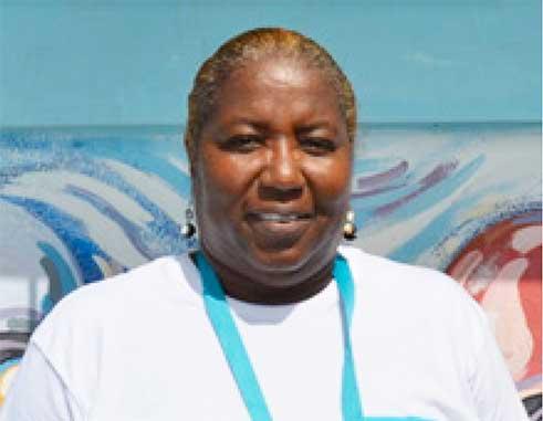 Image of SLASA Development Officer Yasmine Tyson. (Photo: Anthony De Beauville)