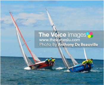 Image: Scenes from 2016 regatta. (Photo: Anthony De Beauville)