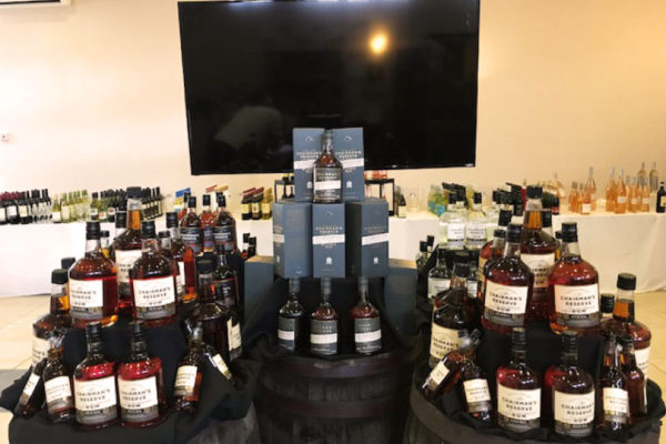 Image of Chairman's Reserve Product Line.