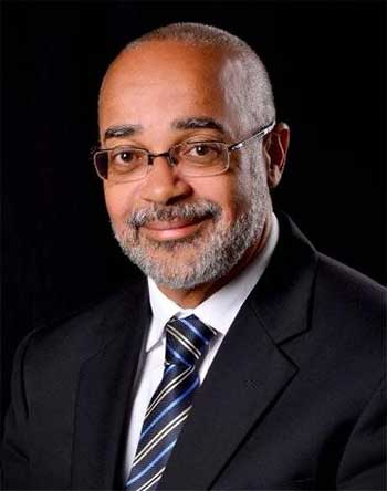Image of Dr Didacus Jules, Director General of the OECS