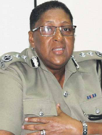 Image of Assistant Commissioner of Police, Frances Henry