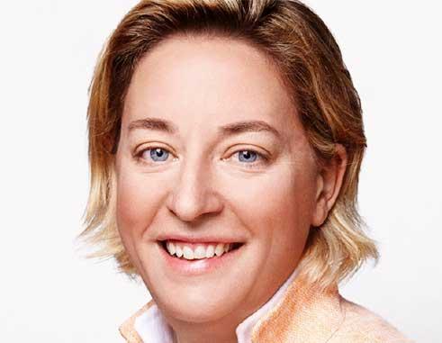 Image of new CEO, Inge Smidts