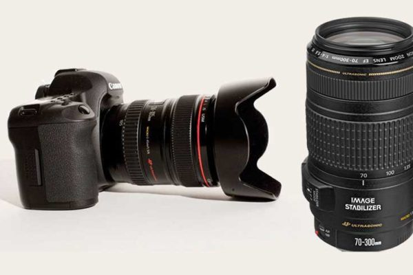 Image of Camera & Lens