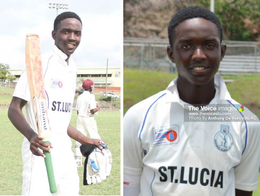 Image: A prolific year for Kimani Melius -- 7 centuries with a highest score of 201 not out. (Photo: Anthony De Beauville/AC)