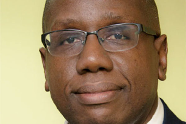 Image of Esan Peters, Chief Information Officer and Managing Director, Technology & Operations