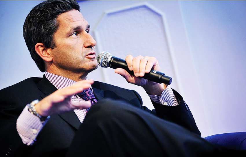 Image of Mike Fries, Executive Chairman of Liberty Latin America and CEO of Liberty Global.