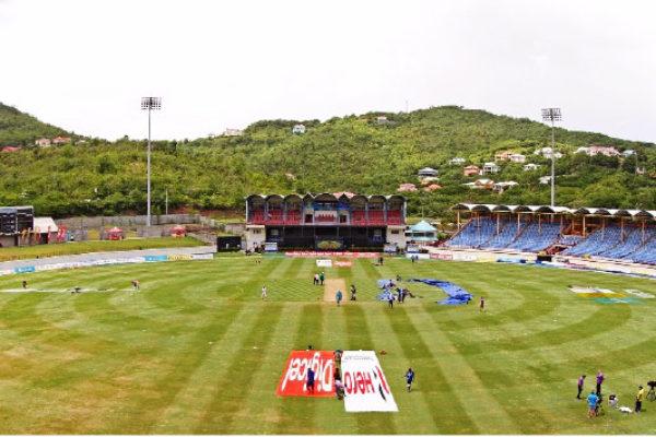 Image: The Daren Sammy National Cricket Stadium