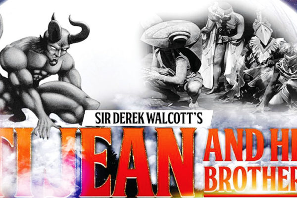 'Ti Jean and His Brothers' poster