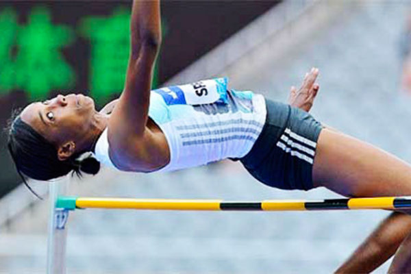Image of Levern Spencer (athletics)