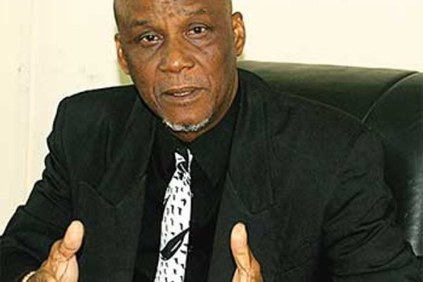 Image of Mayor of Castries, Peterson Francis