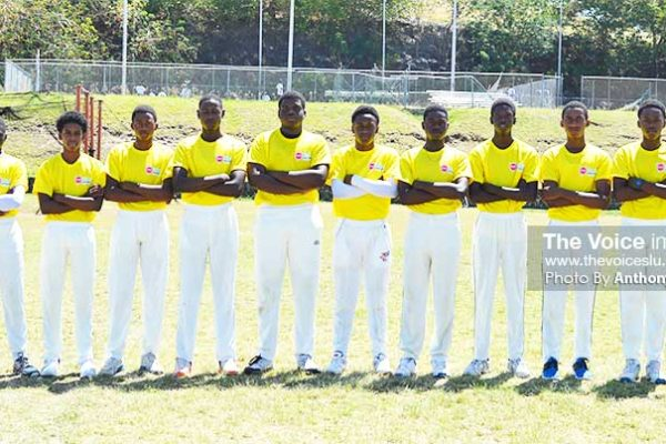 Image: Babonneau U19s (Photo: Anthony De Beauville)