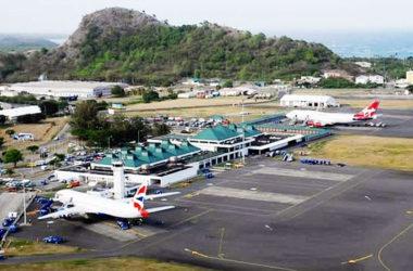 Image of Hewanorra International Airport