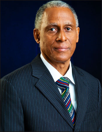 Image of The Honourable Mr. Justice Adrian Saunders
