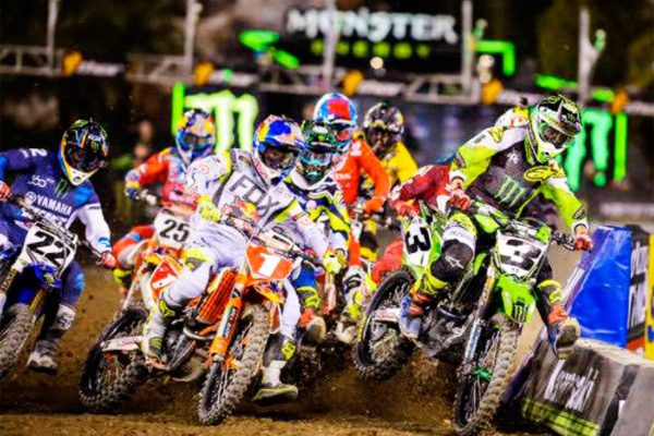 Image of Monster Energy Motocross