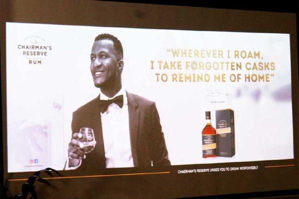 Image of DAREN Sammy, the Brand Ambassador for Chairman's