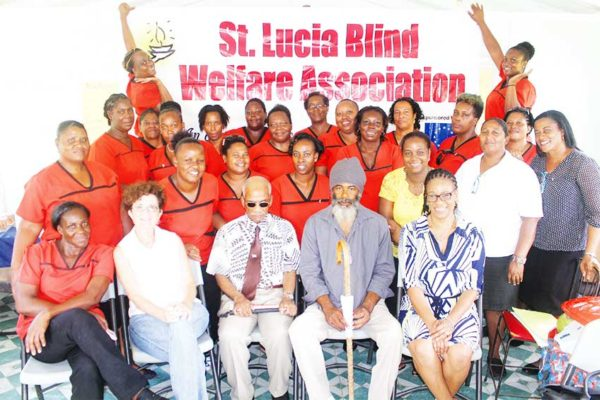 Image: Blind and visually-impaired persons in Choiseul can look forward to better days ahead.
