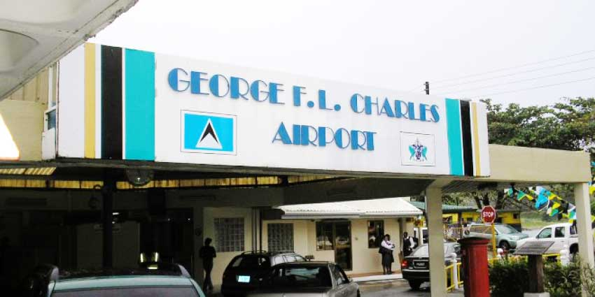 Image of GFL Charles Airport