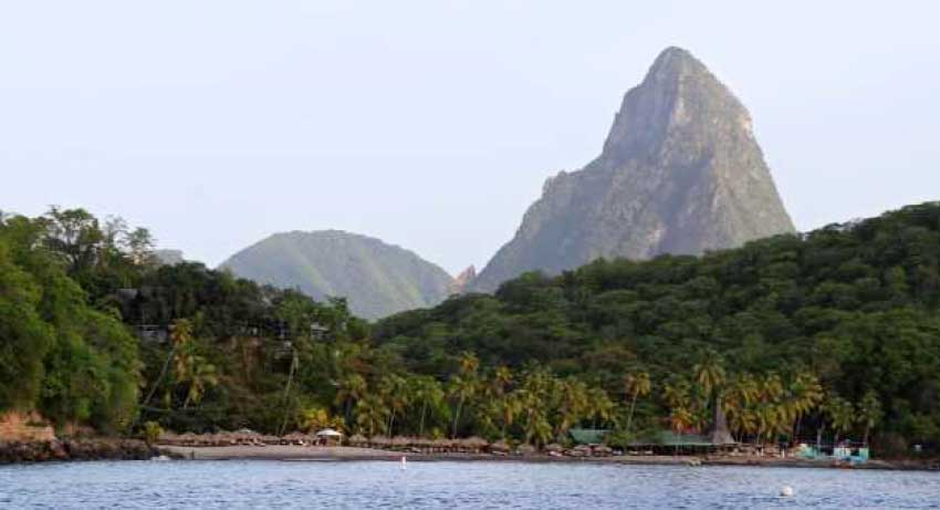 Image: Climate change and a lack of care for the environment could have devastating consequences for Saint Lucia's healthy ecosystems and rich biodiversity. Credit: Desmond Brown/IPS