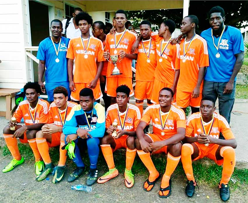 Image: 2018 champions Valley Soccer FC (Photo: GIFL)