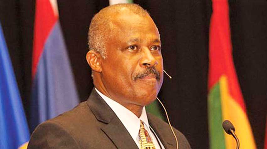 Image of Professor Dr. Hilary Beckles
