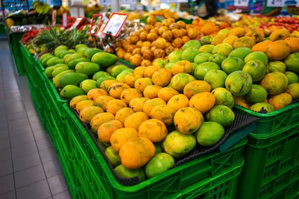 Image of Mangoes - Photo by Fikri Rasyid