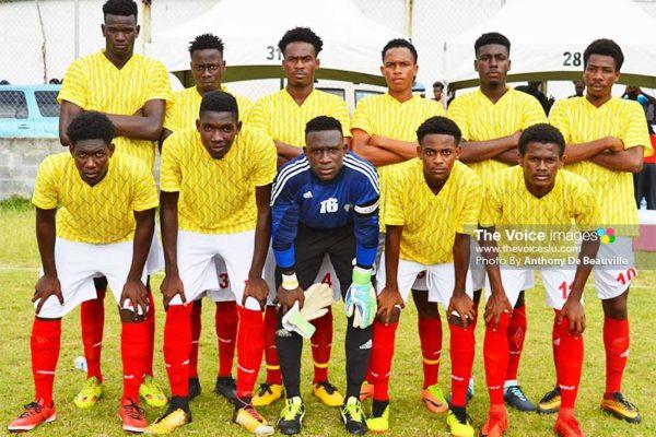 Image of National Under - 20 (Photo: Anthony De Beauville)