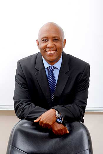 Image of ISL CEO Roderick Cherry