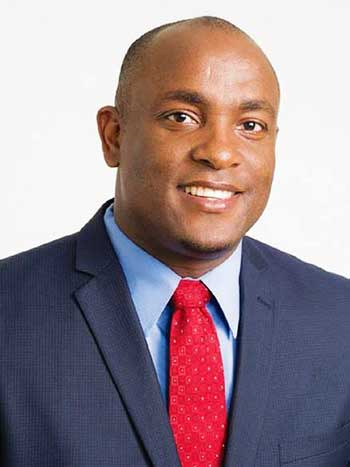 Image of Representative for Dennery North Shawn Edwards