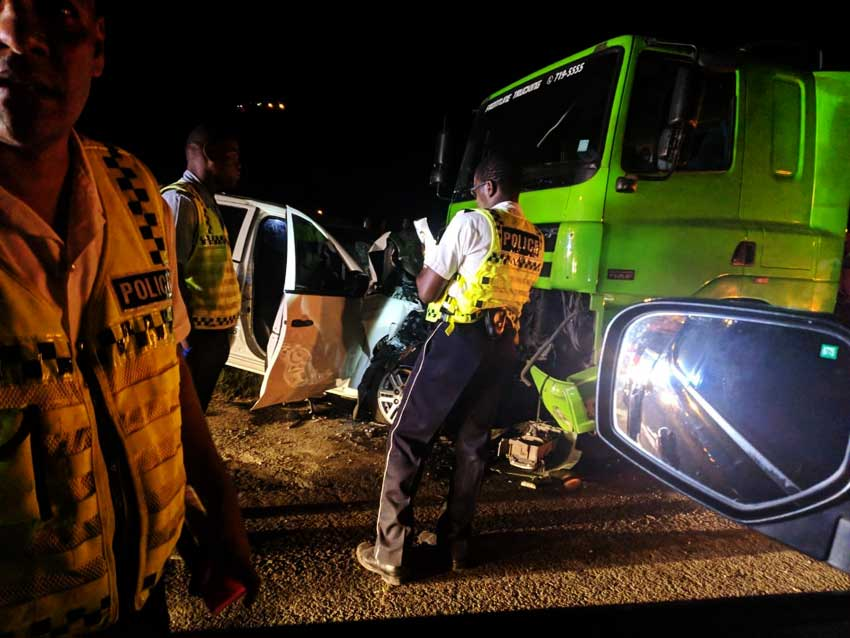 Image: Fatal Accident Along Bexon Highway