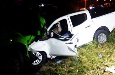 Image: Fatal Accident Along Bexon Highway