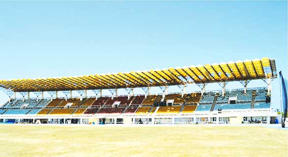 Image of George Odlum Stadium