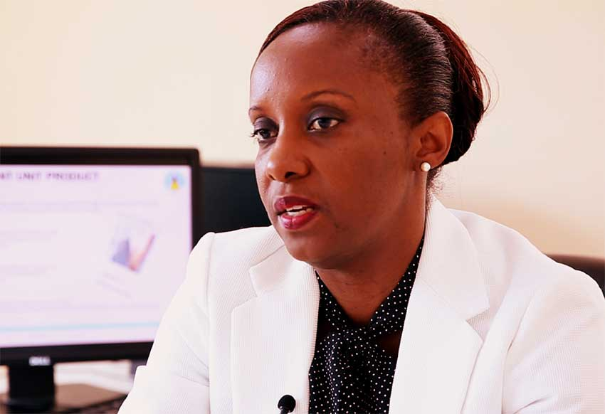 Image of Deputy Director of Finance responsible for Debt and Investment, Vera John-Emmanuel