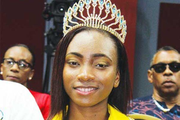 Image of 2018 Independence Queen Kurnisha Augustus