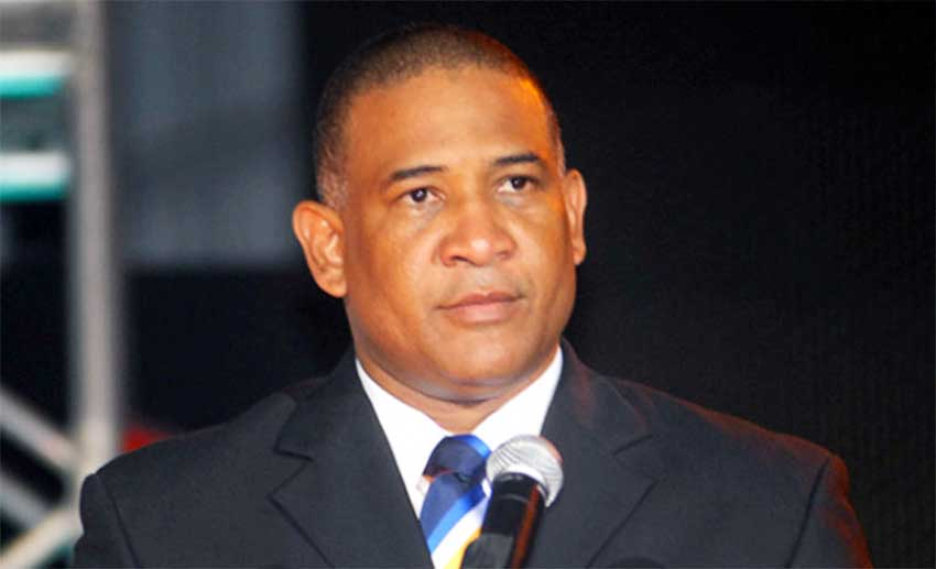 Image of MP Ernest Hilaire