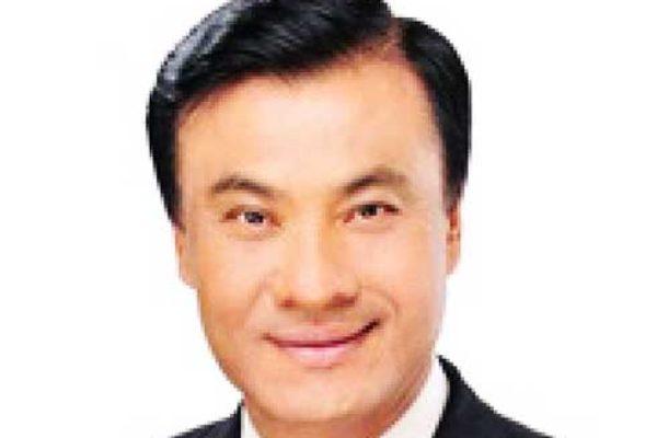 Image of Honourable Su Jia-Chyuan, President of the Legislative Yuan of the Republic of China (Taiwan).