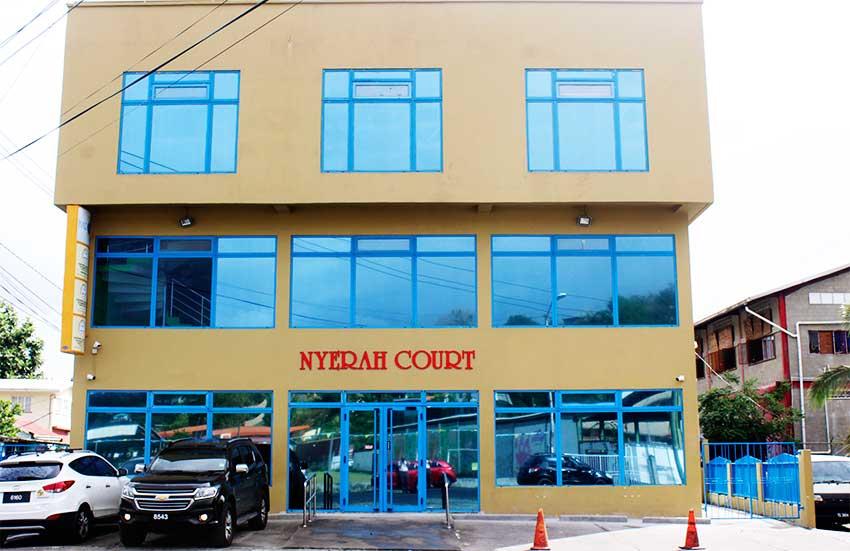 Image of Nyerah Court