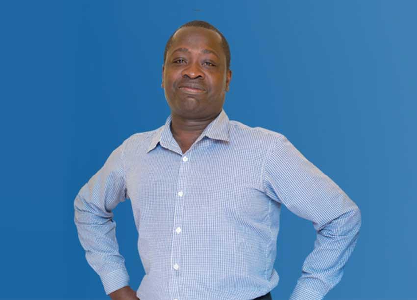 Image of Veteran Journalist/Broadcaster Timothy Poleon