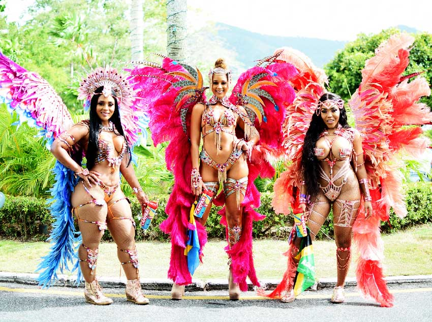 Image: Campari is making its presence felt at the region's best carnivals.