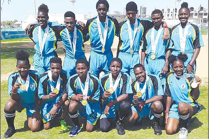olympice team from Saint Lucia