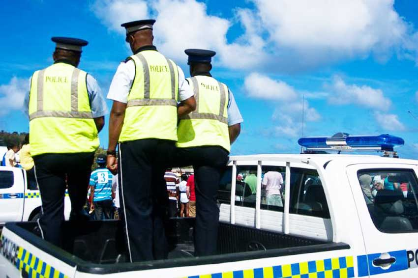 Image of Saint Lucia police