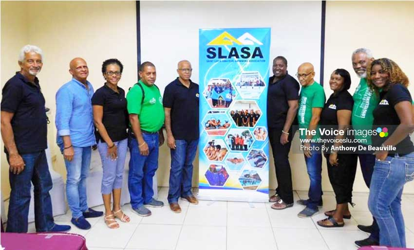 Image: The French connection; the Many individuals that witnessed the signing of the MOU between Saint Lucia and Martinique on Saturday 20th October 2018 at Bay Gardens Hotel in Rodney Bay. (PHOTO: Anthony De Beauville)