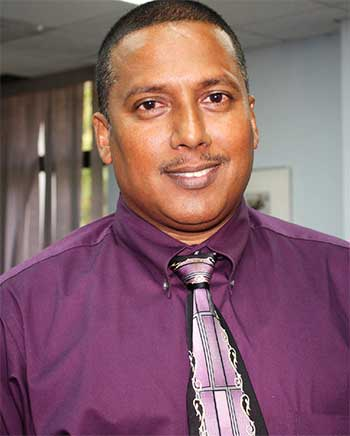 Image of Economic Development Minister Guy Joseph.